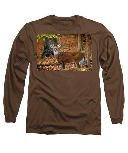 Kentucky Eight #2 Long Sleeve T-Shirt