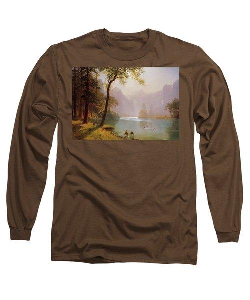 Kern S River Valley California Long Sleeve T-Shirt