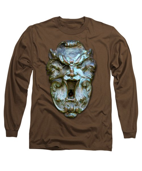 Keyhole To My Heart Long Sleeve T-Shirt by Bob Slitzan