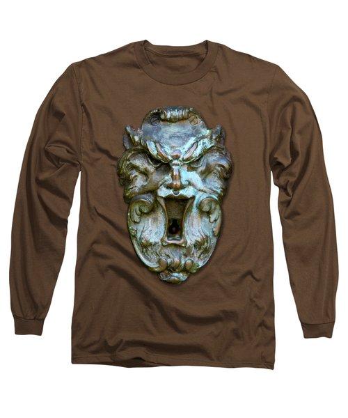 Keyhole To My Heart Long Sleeve T-Shirt