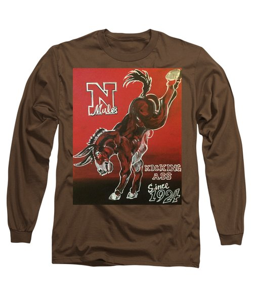Kicking Ass Long Sleeve T-Shirt