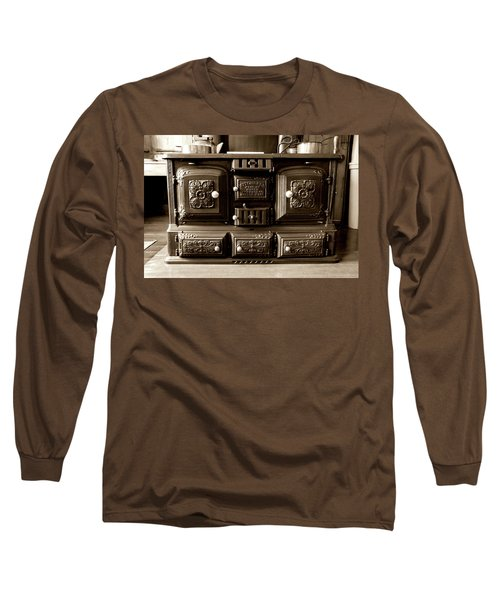 Long Sleeve T-Shirt featuring the photograph Kitchener by Greg Fortier