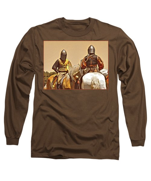 Knight's Conference Long Sleeve T-Shirt