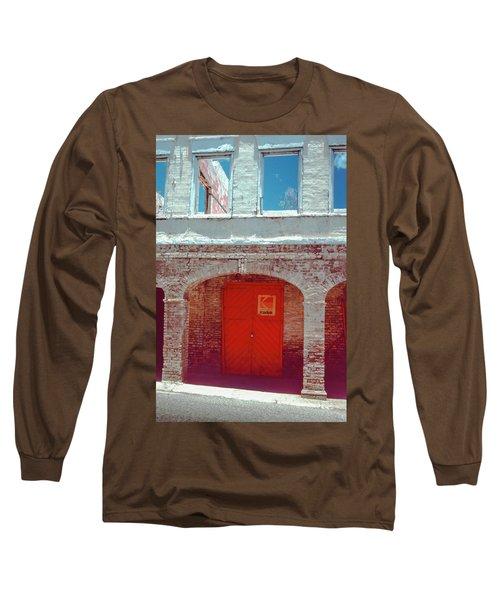 Kodak Door Long Sleeve T-Shirt