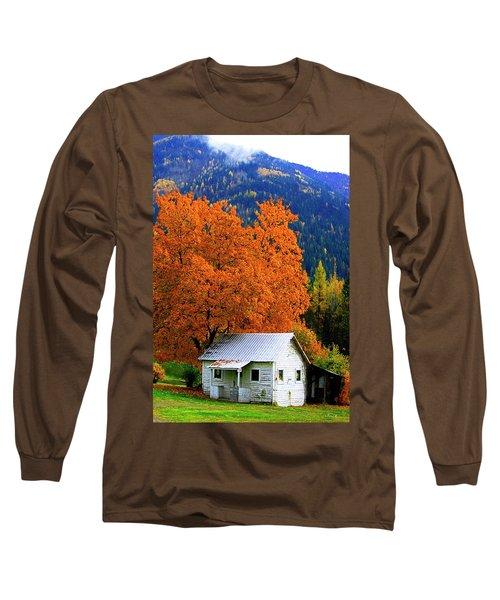 Kootenay Autumn Shed Long Sleeve T-Shirt