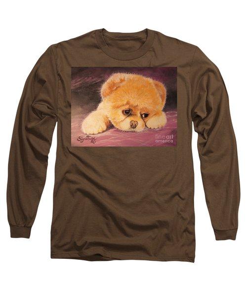 Flying Lamb Productions     Koty The Puppy Long Sleeve T-Shirt