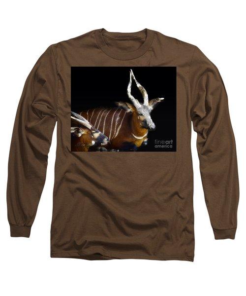Kudo Resting Long Sleeve T-Shirt