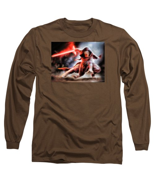 Kylo Ren I Will Fulfill Our Destiny Long Sleeve T-Shirt