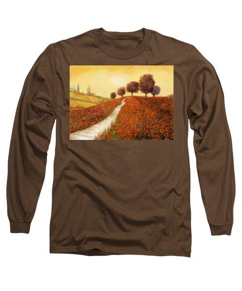 La Collina Dei Papaveri Long Sleeve T-Shirt