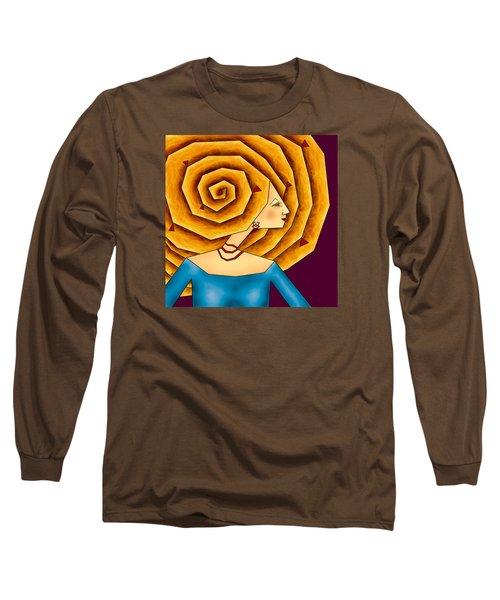 La Ruche Long Sleeve T-Shirt by Brenda Bryant