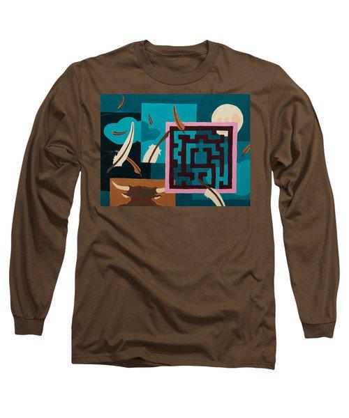 Labyrinth Night Long Sleeve T-Shirt