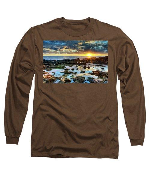 Laguna Beach Tidepools Long Sleeve T-Shirt