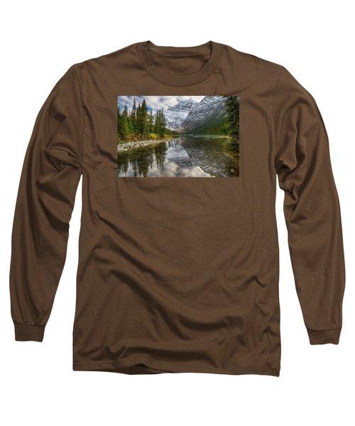 Lake Cavell Long Sleeve T-Shirt by John Gilbert