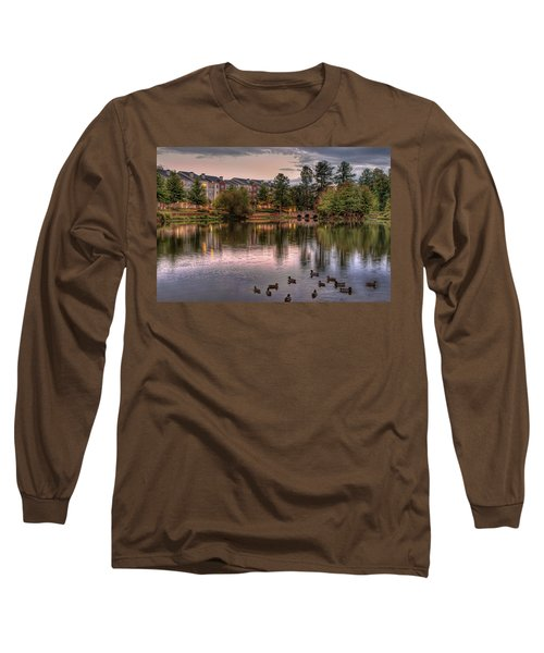 Lakeside At Milton Park Long Sleeve T-Shirt
