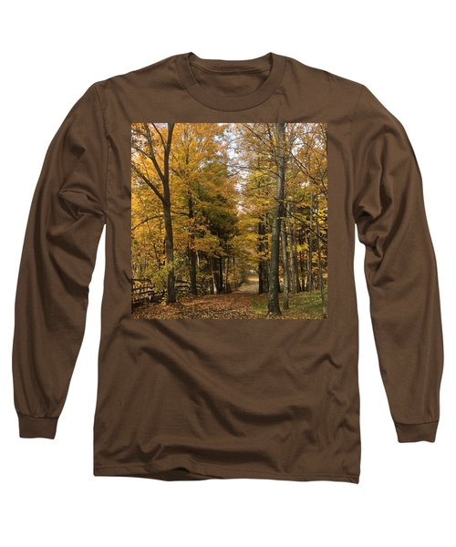 Lane Long Sleeve T-Shirt by Pat Purdy