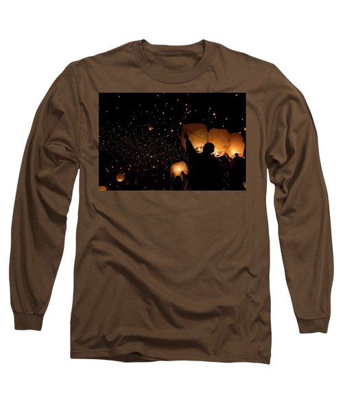 Lantern Fest Group Long Sleeve T-Shirt