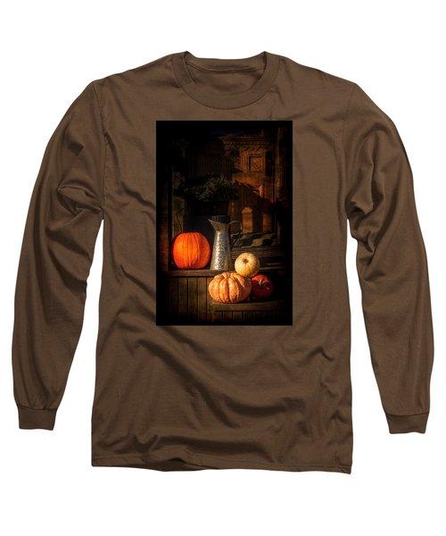 Last Autumn Sunlight Long Sleeve T-Shirt