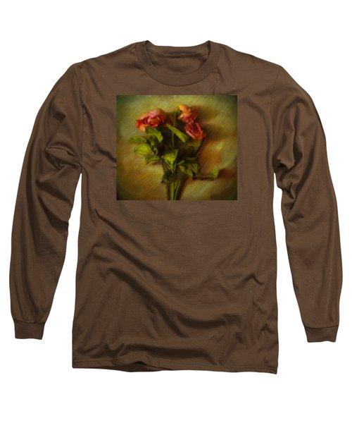Lasting Love Long Sleeve T-Shirt by Cedric Hampton