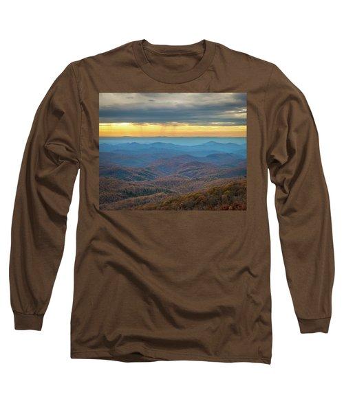Late Autumn Vista Long Sleeve T-Shirt