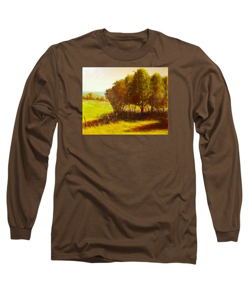 Later Summer Shade Long Sleeve T-Shirt