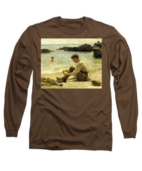 Lawrence As A Cadet  Long Sleeve T-Shirt