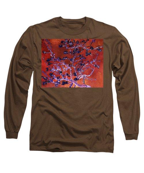 Layered 9 Van Gogh Long Sleeve T-Shirt