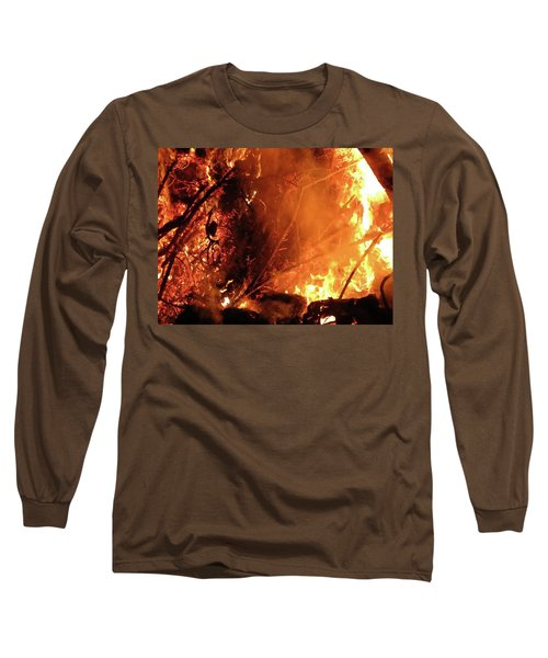 Layers Below Long Sleeve T-Shirt