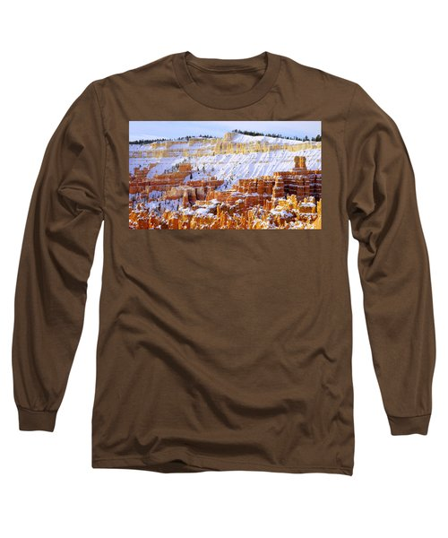 Long Sleeve T-Shirt featuring the photograph Layers by Chad Dutson