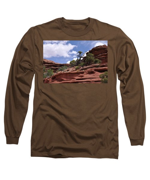 Layers Upon Layers Long Sleeve T-Shirt