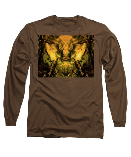 Leaf Water Worrior Long Sleeve T-Shirt