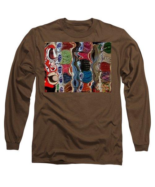 Poupourri Long Sleeve T-Shirt