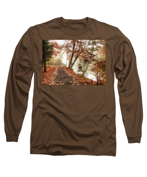 Leaning Tree Long Sleeve T-Shirt