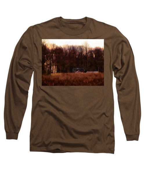 Leave The Light On For Me Long Sleeve T-Shirt