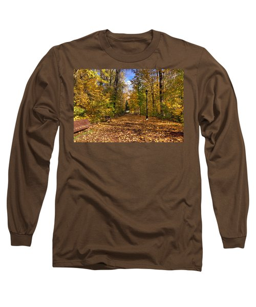 Leavenworth Waterfront Park Long Sleeve T-Shirt
