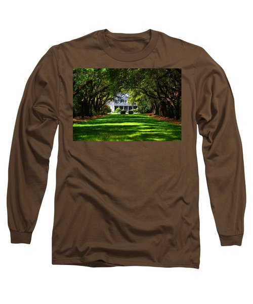 Legare Waring House Charleston Sc Long Sleeve T-Shirt