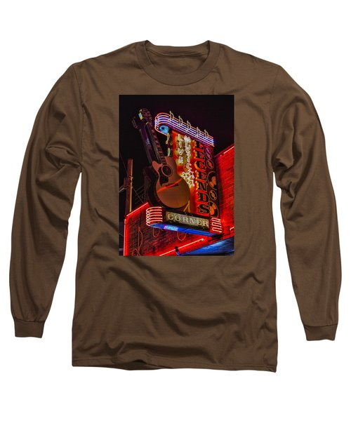 Legends Corner Nashville Long Sleeve T-Shirt