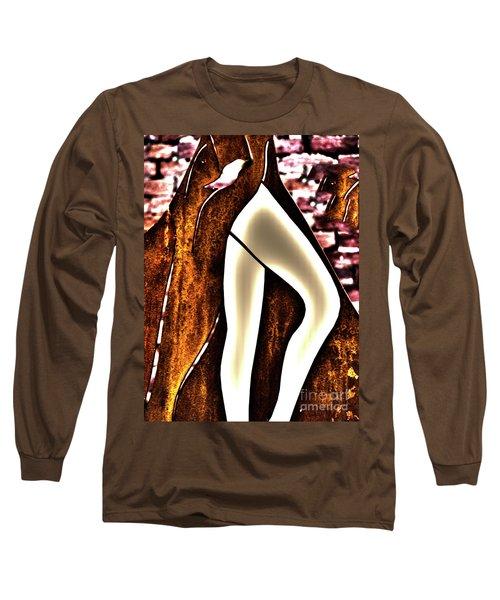 Legs_1 Long Sleeve T-Shirt