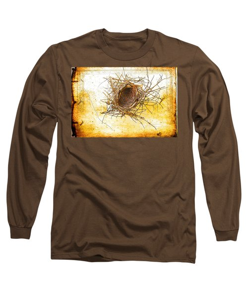 Long Sleeve T-Shirt featuring the photograph Let Go by Jan Amiss Photography