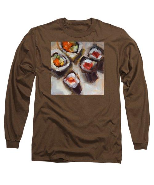 Let's Do Sushi Long Sleeve T-Shirt
