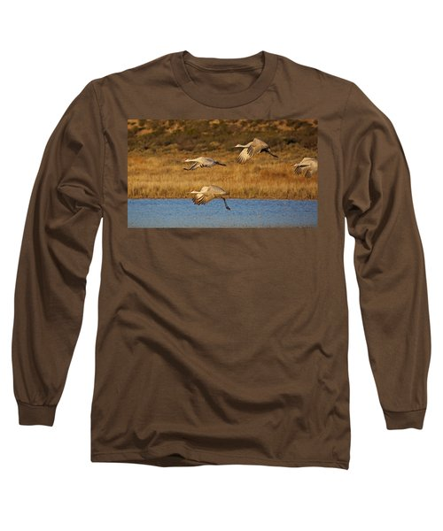 Let's Go Long Sleeve T-Shirt