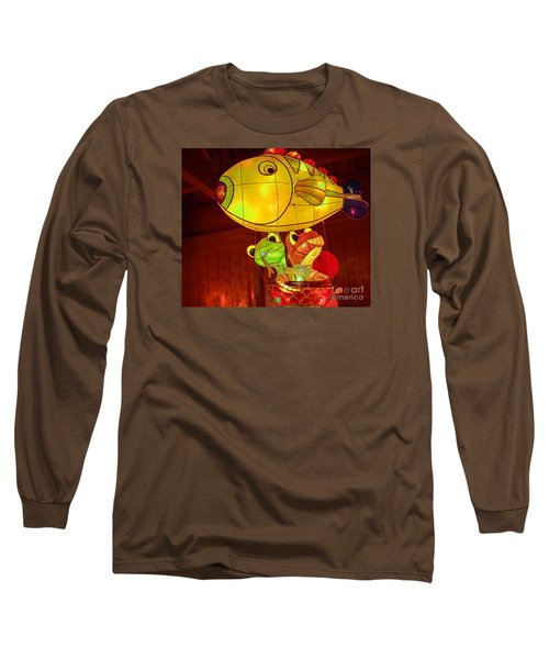 Lets Take A Ride Long Sleeve T-Shirt