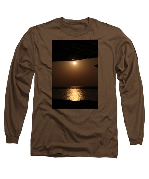 Long Sleeve T-Shirt featuring the photograph Letters From Abroad by Jez C Self
