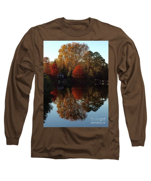Lewis Ginter Fall Foliage Long Sleeve T-Shirt
