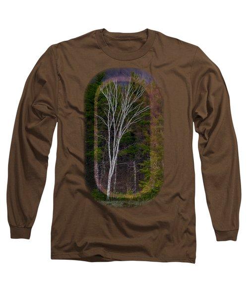 Life's A Birch No.1 Long Sleeve T-Shirt