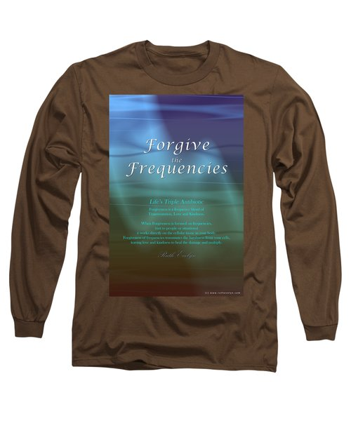 Life's Triple Antibiotic Long Sleeve T-Shirt