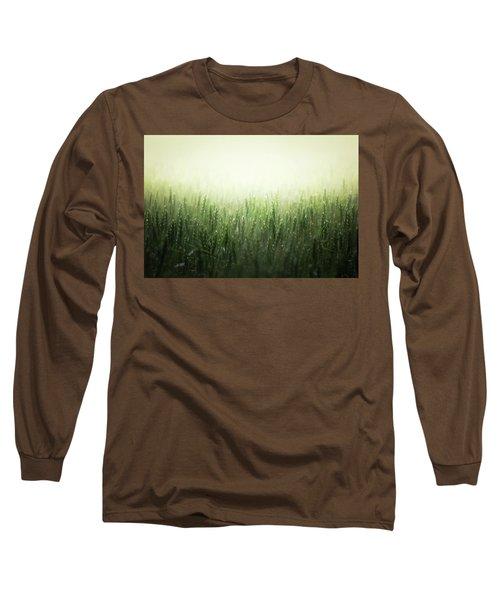 Light Storm Long Sleeve T-Shirt by Peter Scott