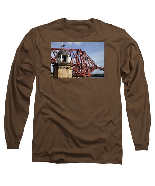 Long Sleeve T-Shirt featuring the photograph Light Tower by Jeremy Lavender Photography