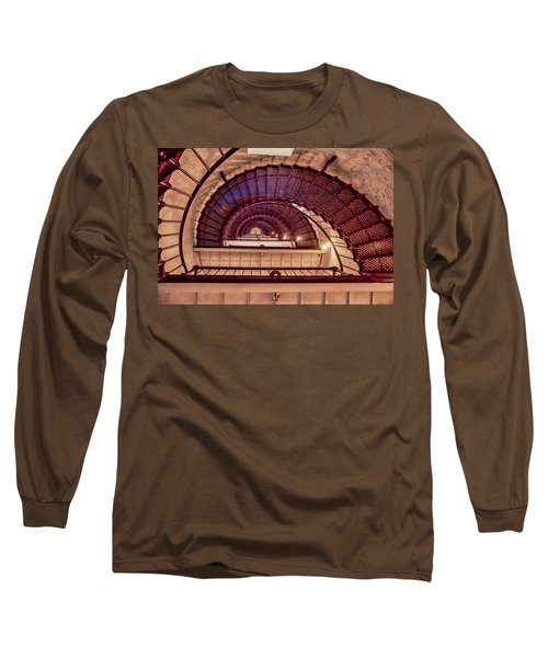 Lighthouse Stairwell Long Sleeve T-Shirt