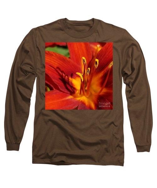 Lily Shadows Long Sleeve T-Shirt