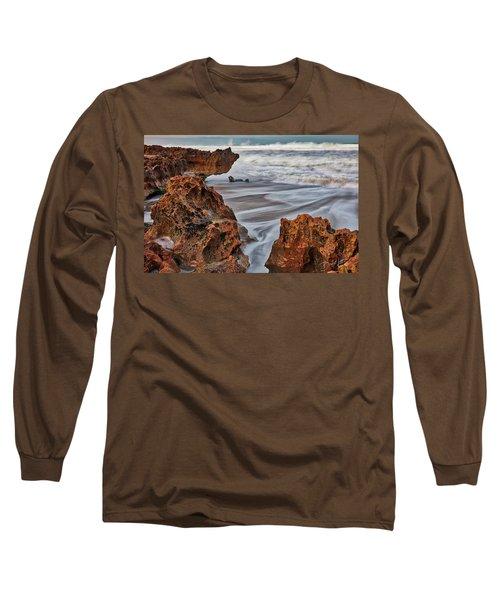 Limestone Ocean Long Sleeve T-Shirt